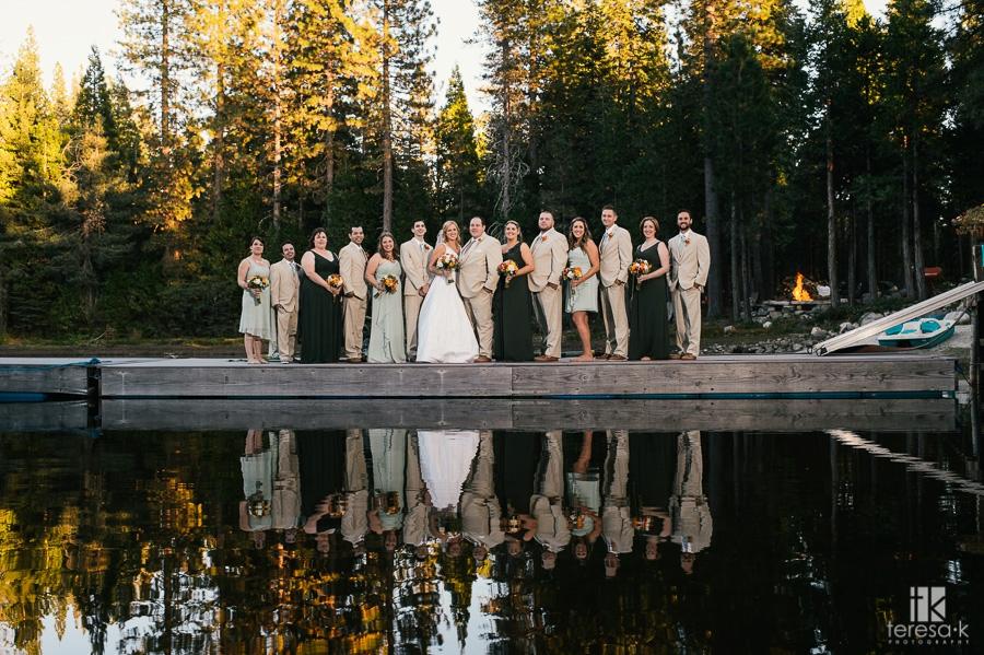 Nevada City Wedding 37