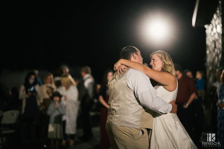 Nevada City Wedding 45