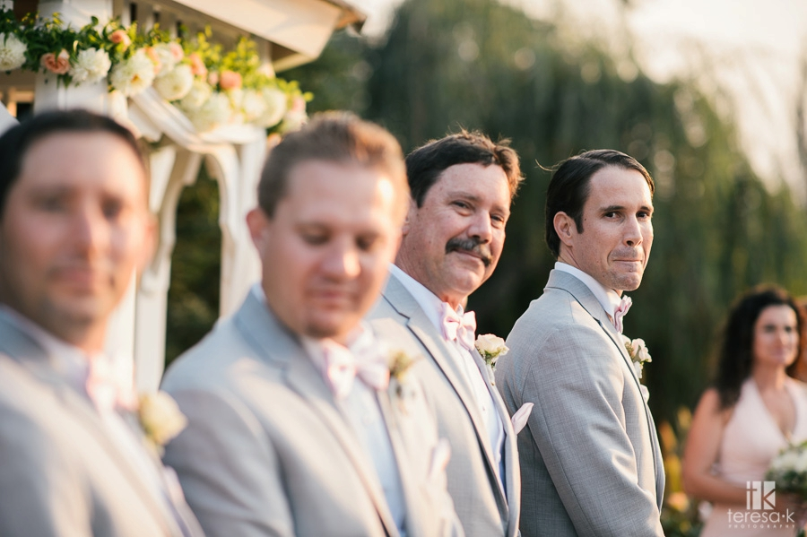 Wedgewood Foxtail Golf Club Wedding in Rohnert Park 25