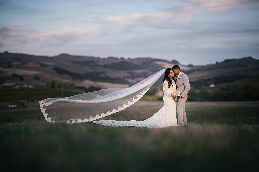 The Meritage Resort and Spa wedding