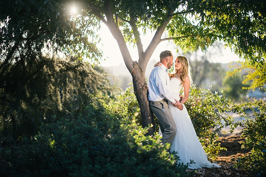 Valley Springs Private Estate wedding