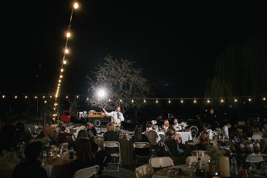 Valley Springs Private Estate wedding