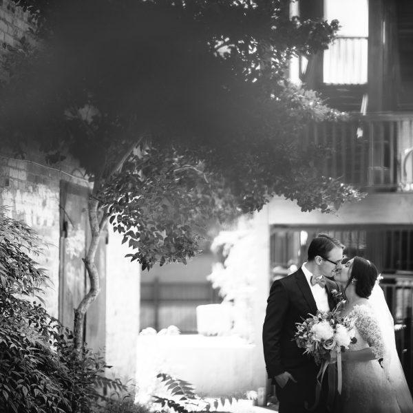 Firehouse restaurant wedding