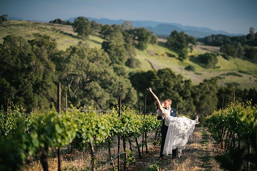 Avio Vineyards Wedding