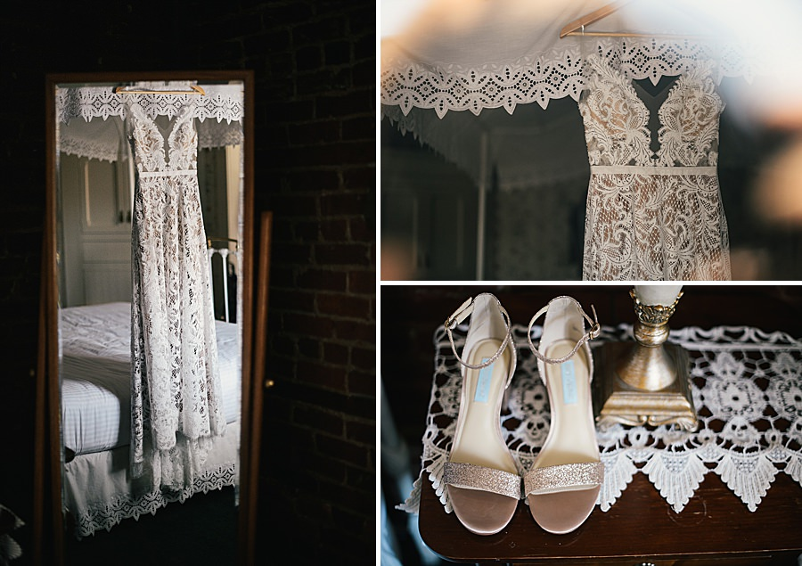 Empire Mines State Historic Park Wedding